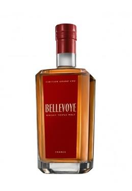 Whisky France Bellevoye Rouge Triple Malt