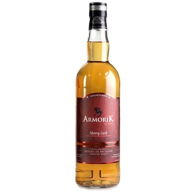 Whisky France Bretagne Armorik Sherry Cask 46% 70cl