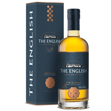 Whisky Angleterre Single Malt The English Whisky Co. Original Of 43% 70cl