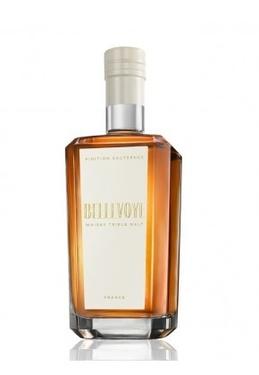 Whisky France Bellevoye Blanc Triple Malt