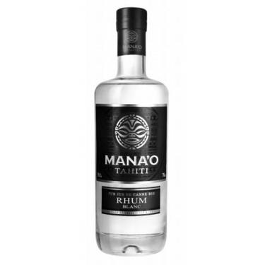 Rhum Blanc Bio Tahiti Manao