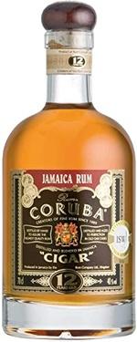 Rhum Jamaique Coruba Cigar 12y 40% 70cl