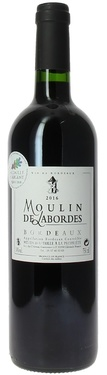 Bordeaux Rouge Moulin De Labordes 2016