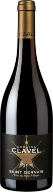 Cotes Du Rhone Villages Saint Gervais Syrius Domaine Clavel 2017
