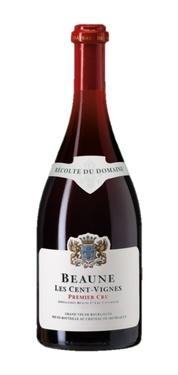 Beaune 1er Cru Les Cent Vignes Domaine Du Chateau De Meusault 2017