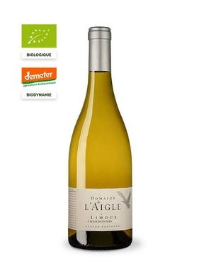 Limoux - Domaine De L'aigle Chardonnay 2019 - Biodynamie - 14.5% - 75cl