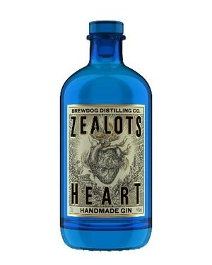 Gin Ecosse - Brewdog Lonewolf  Zealots Heart - 44°vol