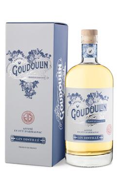 Gin France Goudoulin Ex FÛt Armagnac 43,2% 70cl
