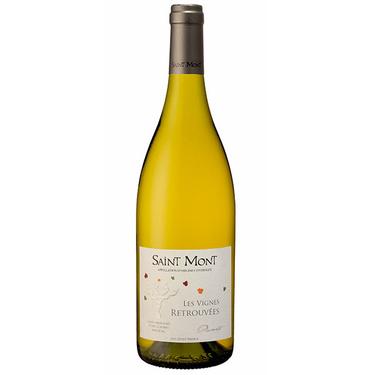 Aoc Saintmont Les Vignes Retrouvees 2018 Blanc Sec 13% 75cl
