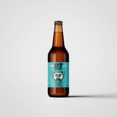 Biere France Panda Bear Blonde B7&1more