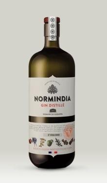 Gin France Normindia Domaine Du Coquerel