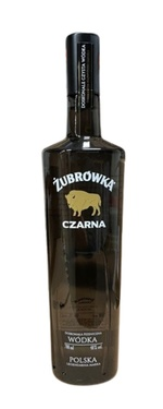 Vodka Pologne Zubrowka Czarna 40% 70cl
