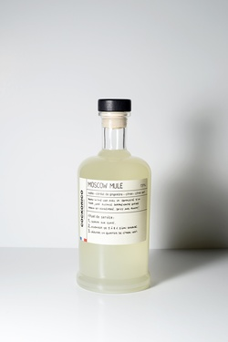 Cocktail Moscow Mule (base) Cockorico 70cl