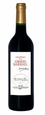 Blaye Chateau Du Grand Barrail 2019