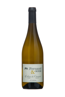 Coteaux Du Giennois Blanc A L'origine Fernand & Sons 2019 75cl