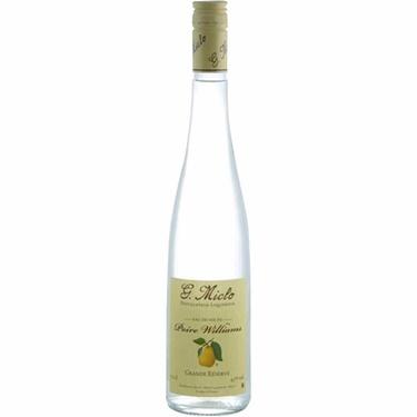 Eau De Vie De Poire Williams Grande Reserve Distillerie Miclo 43% 50cl