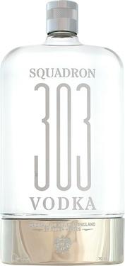 Vodka Angleterre Squadron 303 40% 70cl